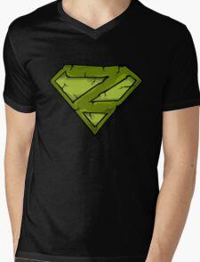 Zombieman Mens V-Neck T-Shirt