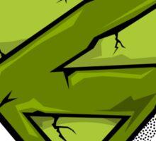 Zombieman Sticker