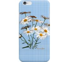 The Scent of Daisies ~Sadness iPhone Case/Skin
