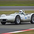 1955 Lister Bristol by Willie Jackson