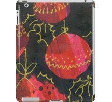 Xmas Card Design 9  iPad Case/Skin