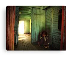 There will be a new day Canvas Print