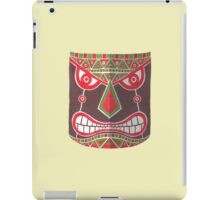 The Polynesian Mask iPad Case/Skin