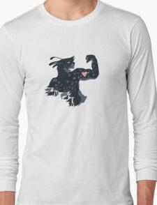 Hooli BUFF B) Long Sleeve T-Shirt