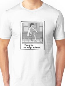 Pray for Mr. Poopybutthole - Rick & Morty Unisex T-Shirt