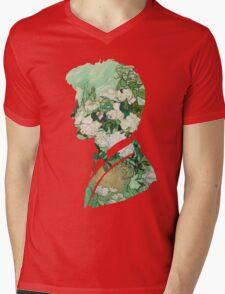 The 11th Doctor  Mens V-Neck T-Shirt