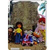 Doll Gravestone Gang iPad Case/Skin