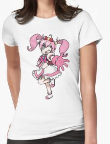 meruru edit from Oreimo Womens Fitted T-Shirt