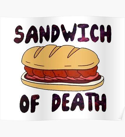 Sandwich of Death Poster