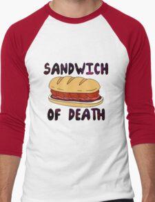 Sandwich of Death Men's Baseball ¾ T-Shirt