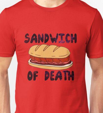 Sandwich of Death Unisex T-Shirt