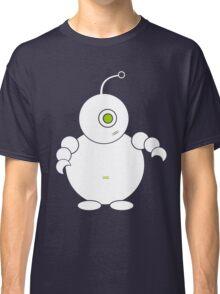 Cute Bubble Robot Classic T-Shirt