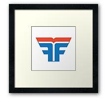 Flight Facilities Framed Print