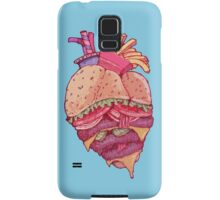 Inner Fast Food Samsung Galaxy Case/Skin