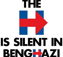 The H is Silent in Benghazi by mericanasfuck