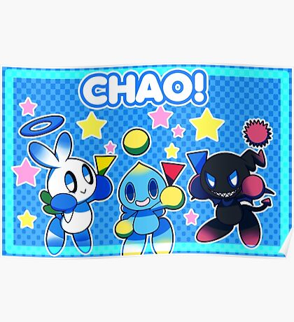 Star Chao! Poster
