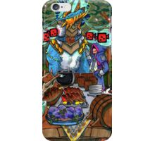 MH - Setting up a celebration iPhone Case/Skin