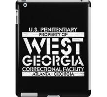West Georgia iPad Case/Skin