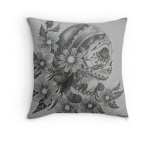 Copy of a tattoo from Skin Deep Throw Pillow