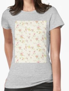 Flower4 Womens Fitted T-Shirt