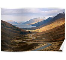 The Road to Loch Maree Poster