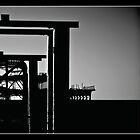 West Pier Structures by Nicole Carman Photography