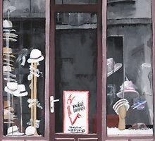 TOURS Magasin de Chapeaux by exvista