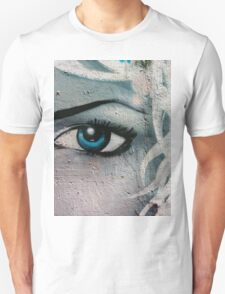 Woman Eye Unisex T-Shirt