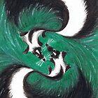 Skunks by exvista