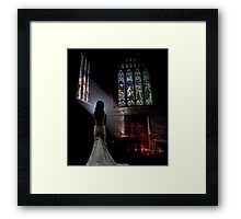 last thoughts Framed Print