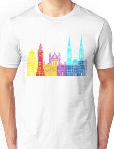 Belfast skyline pop Unisex T-Shirt