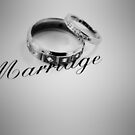 Wedding rings by Bailey Designs