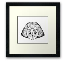Doll Framed Print