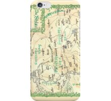 The Shire - hand-painted design iPhone Case/Skin