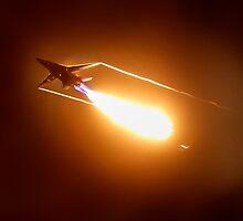 RAAF - F-111 DUMP & BURN by RosieRuffles