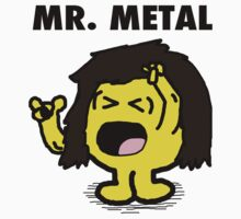 Mr Metal by Nick Tyler