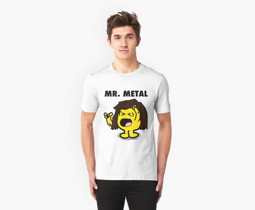 Mr Metal by Nick Tyler