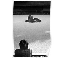 Zen Contemplation Poster