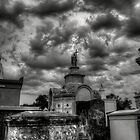 St. Louis Cemetery No.1 Series- 1 by Abara  Ijiomah