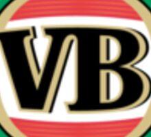 Victoria Bitter VB Beer Logo Sticker