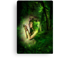 FOREST SCRYE Canvas Print