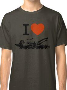 Dinosaur love Classic T-Shirt