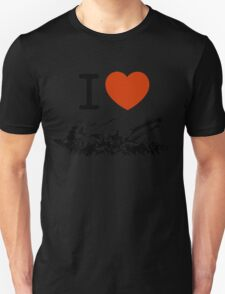 Dinosaur love T-Shirt