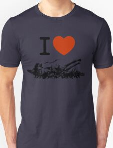 Dinosaur love T-Shirt