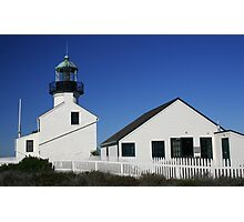 Old Point Loma Lighthouse Photographic Print