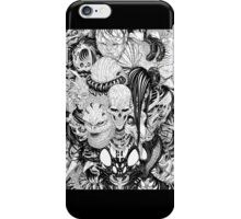 Crazy mash up iPhone Case/Skin