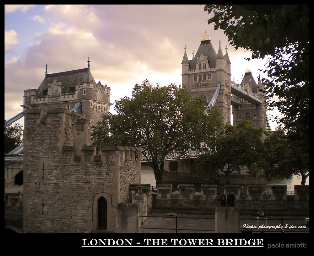 the tower bridge by kippis