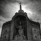 St. Louis Cemetery No.1 Series- 3 by Abara  Ijiomah