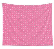 Yarnimals - Pink Wall Tapestry
