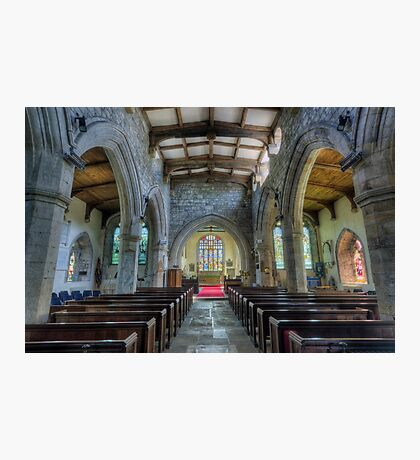 Unspoken Faith Photographic Print
